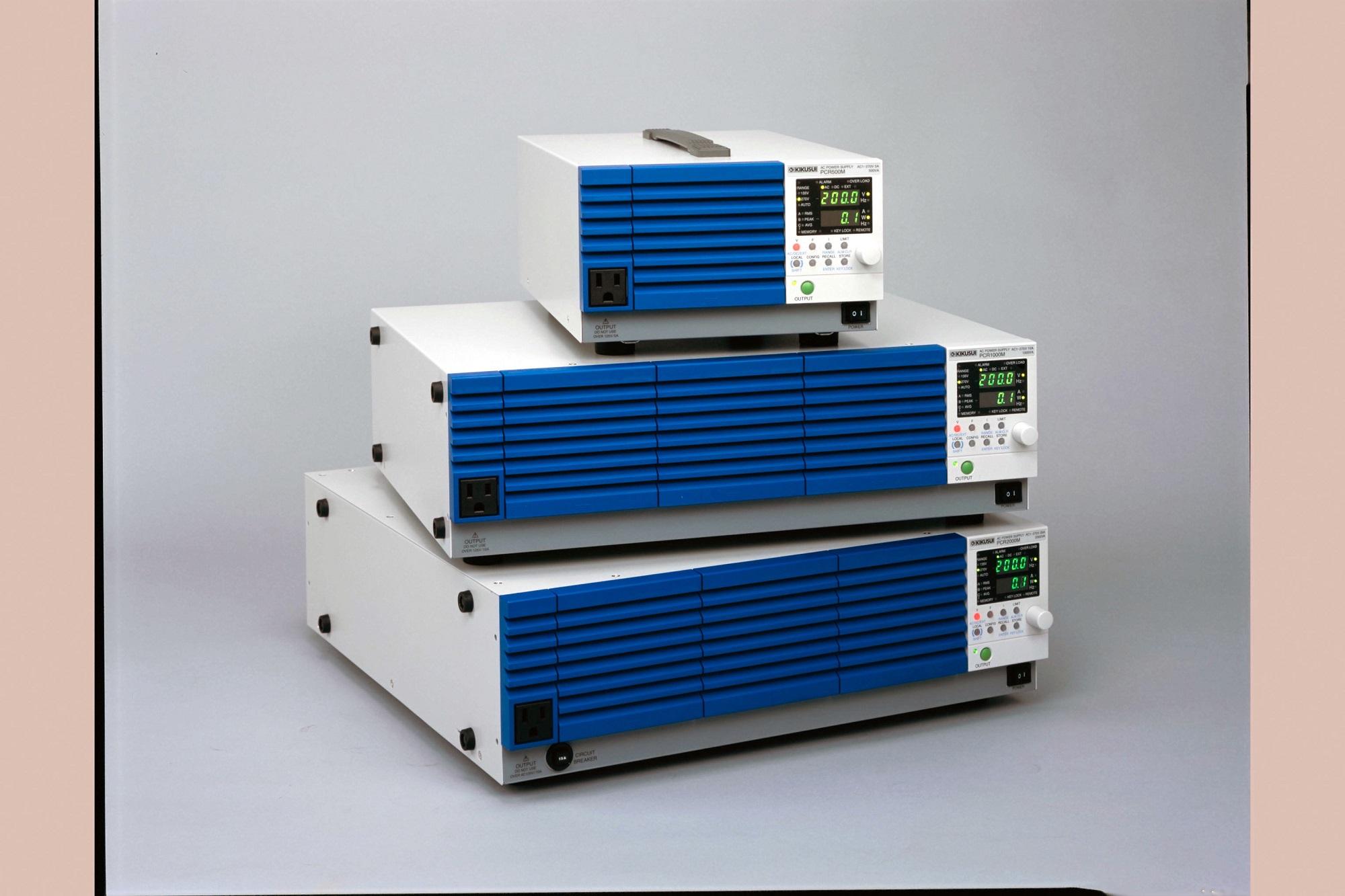 PCR-MA AC/AC Frequenzwandler 500-4000 VA
