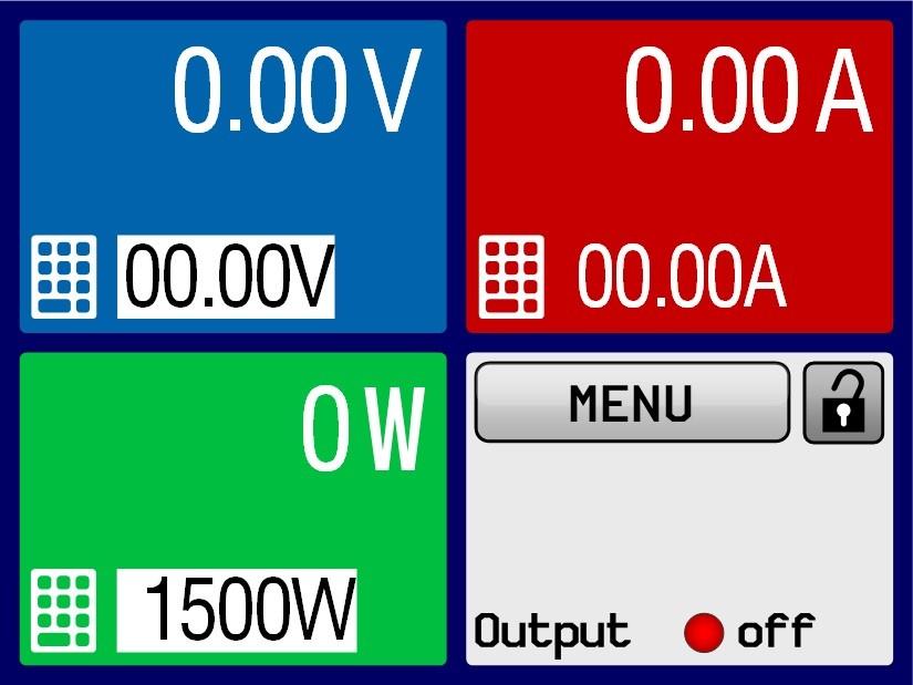 E/PSI 9080-10 T  Labornetzgerät
