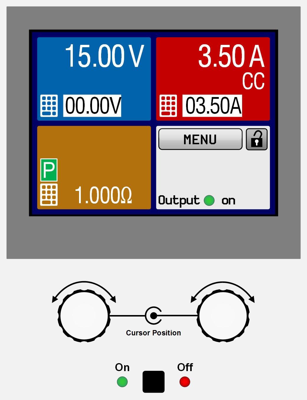 E/PSI 9200-10 DT Labornetzgerät