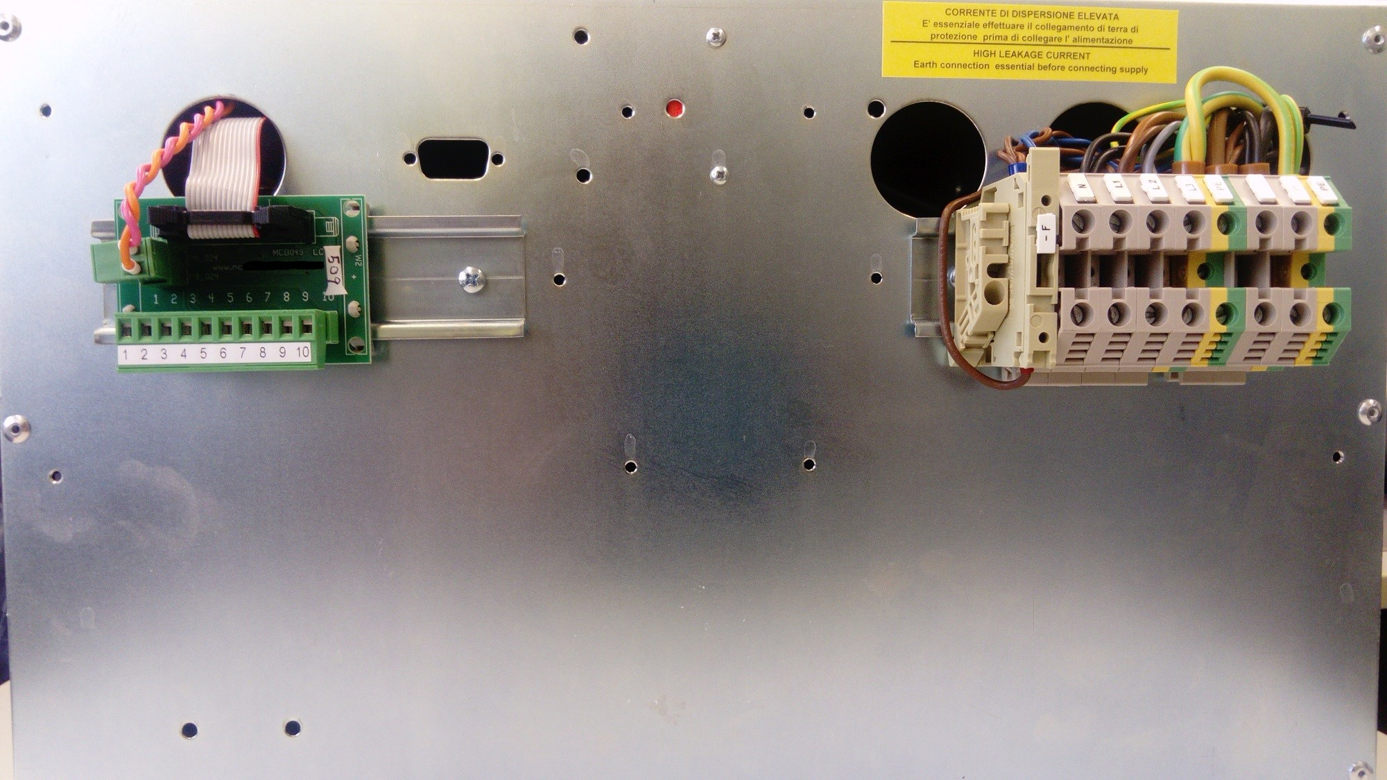 EPS/CO 11FR0-11 AC/AC Frequenzwandler