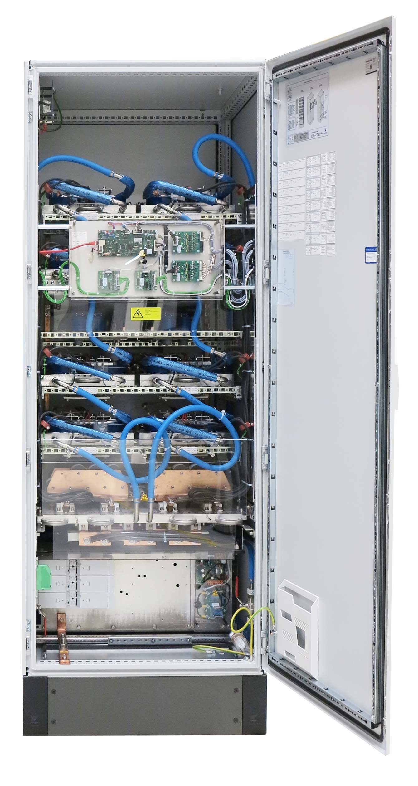 EPS/HC 5000-WCL DC Current Source 30 - 200 kW