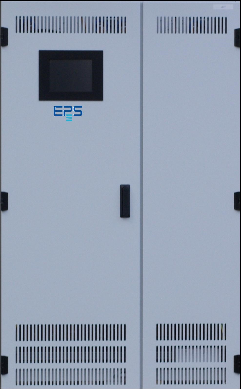 EPS/TSDCR E-Last Testsysteme 60-500 kW Netzrückspeisung
