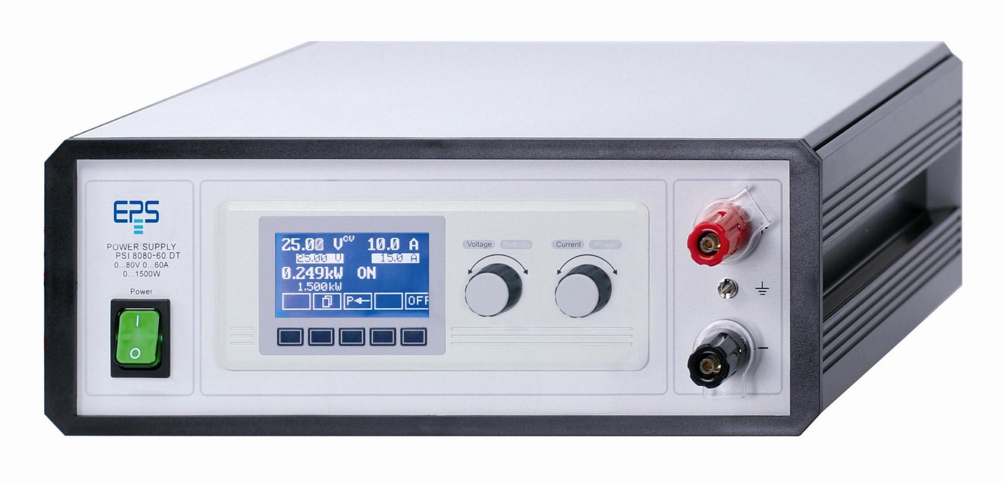 E/PSI 8000-DT Labornetzgerät 320-1500 W