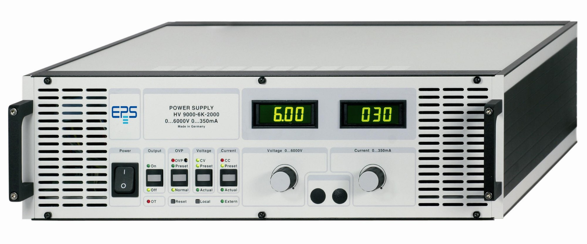 EPS/HV 9000 High Voltage Power Supply 2000 W