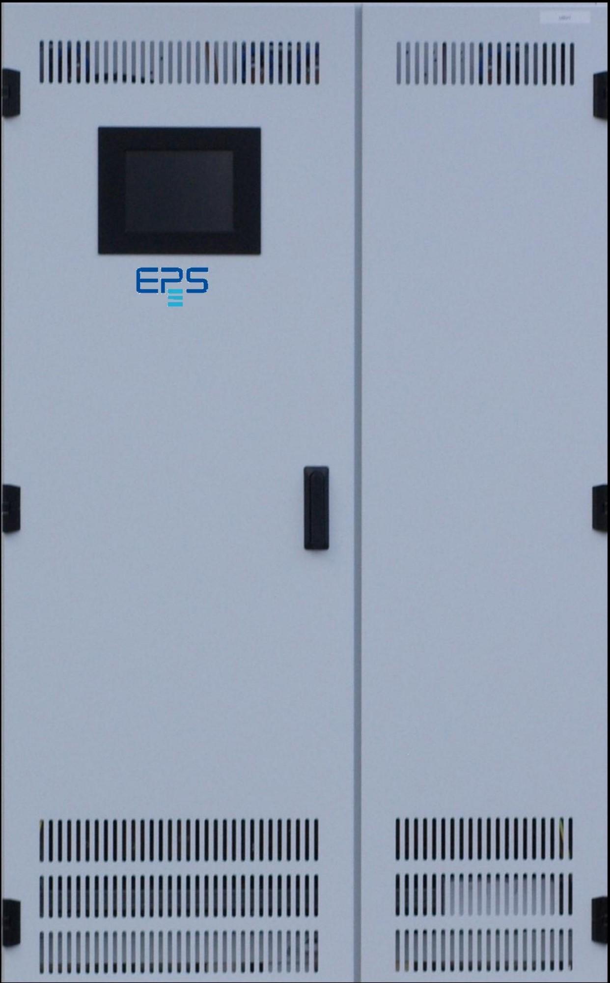 EPS/FW Elektronische Last 60-500 kW Netzrückspeisung
