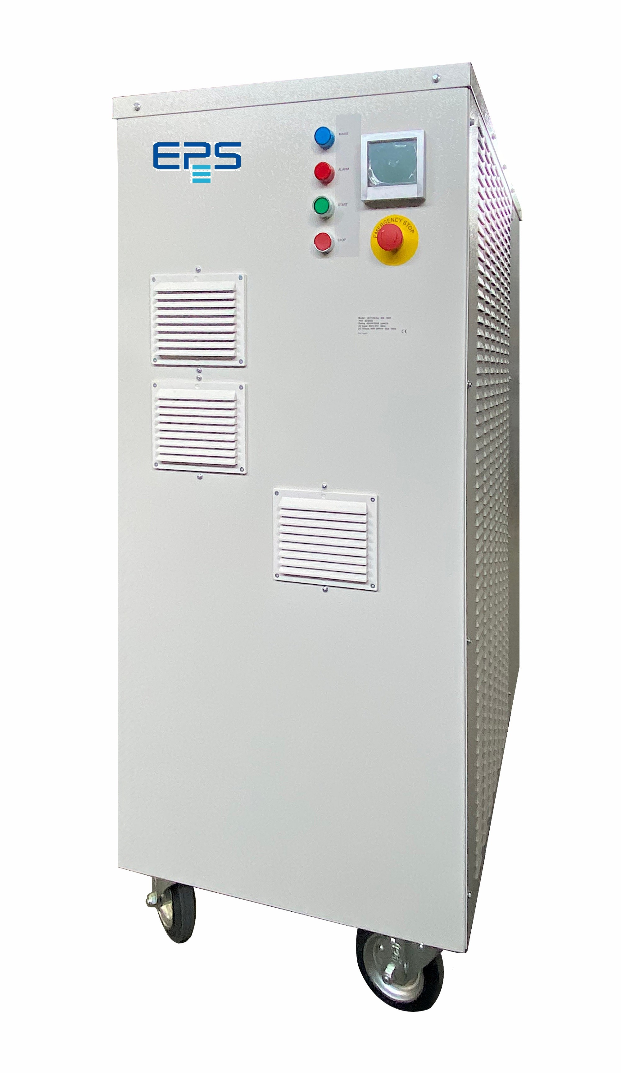 EPS/FC 10-315 TEST Avionik Konverter 10-315 kVA