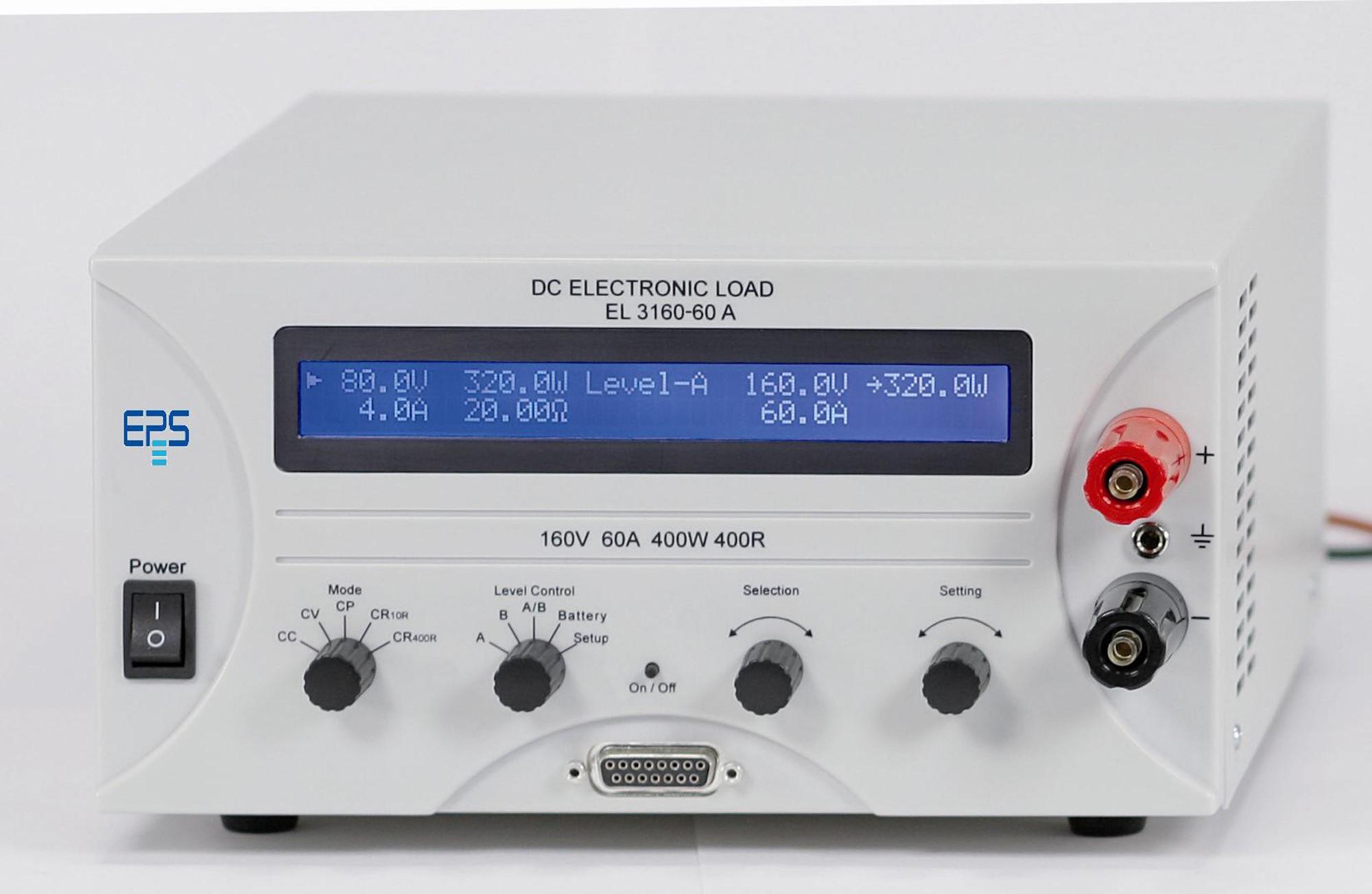 EPS/EL 9160-300 WC Elektronische Last 7,2kW