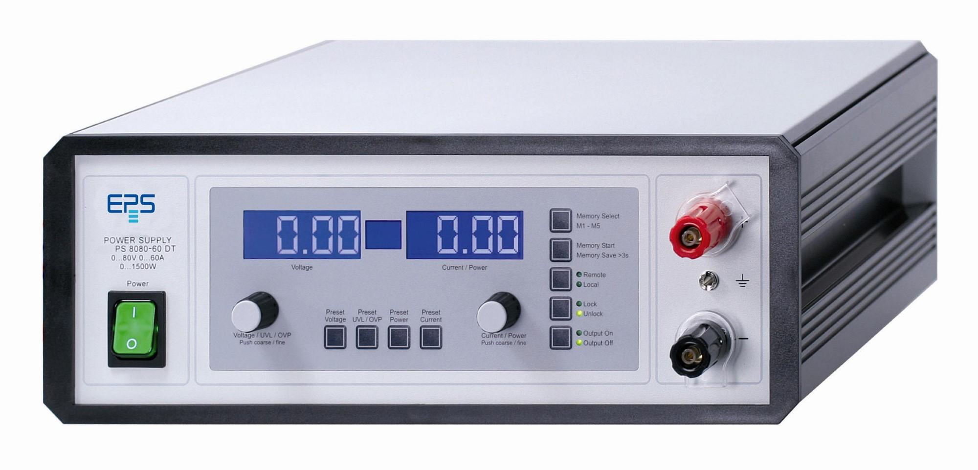 E/PS 8000-DT Labornetzgerät 320-1500 W