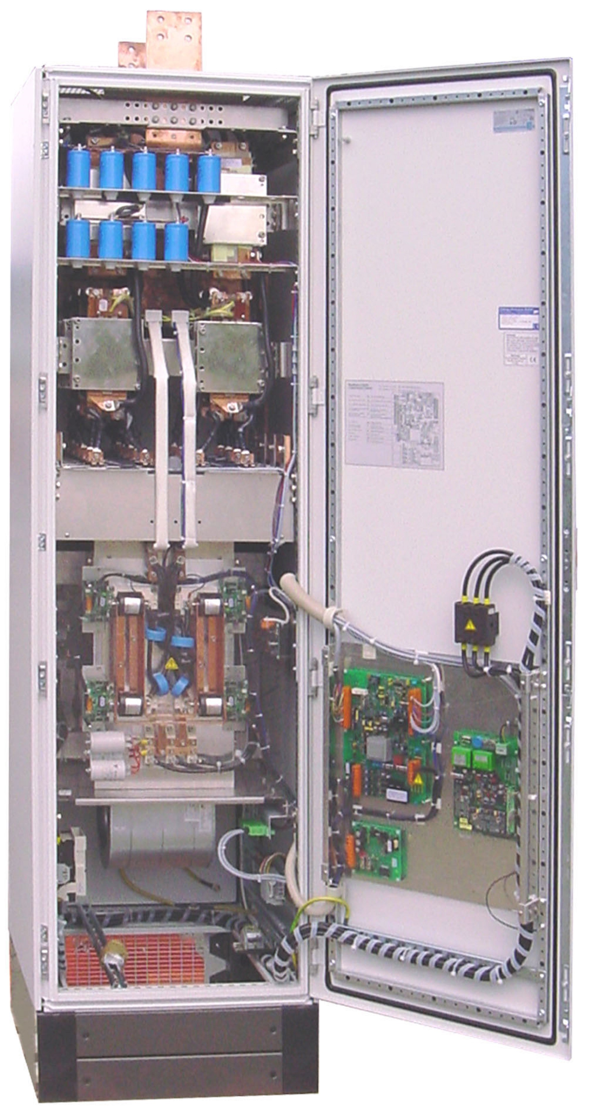 EPS/HC 5000 DC Current Source 25 - 80 kW