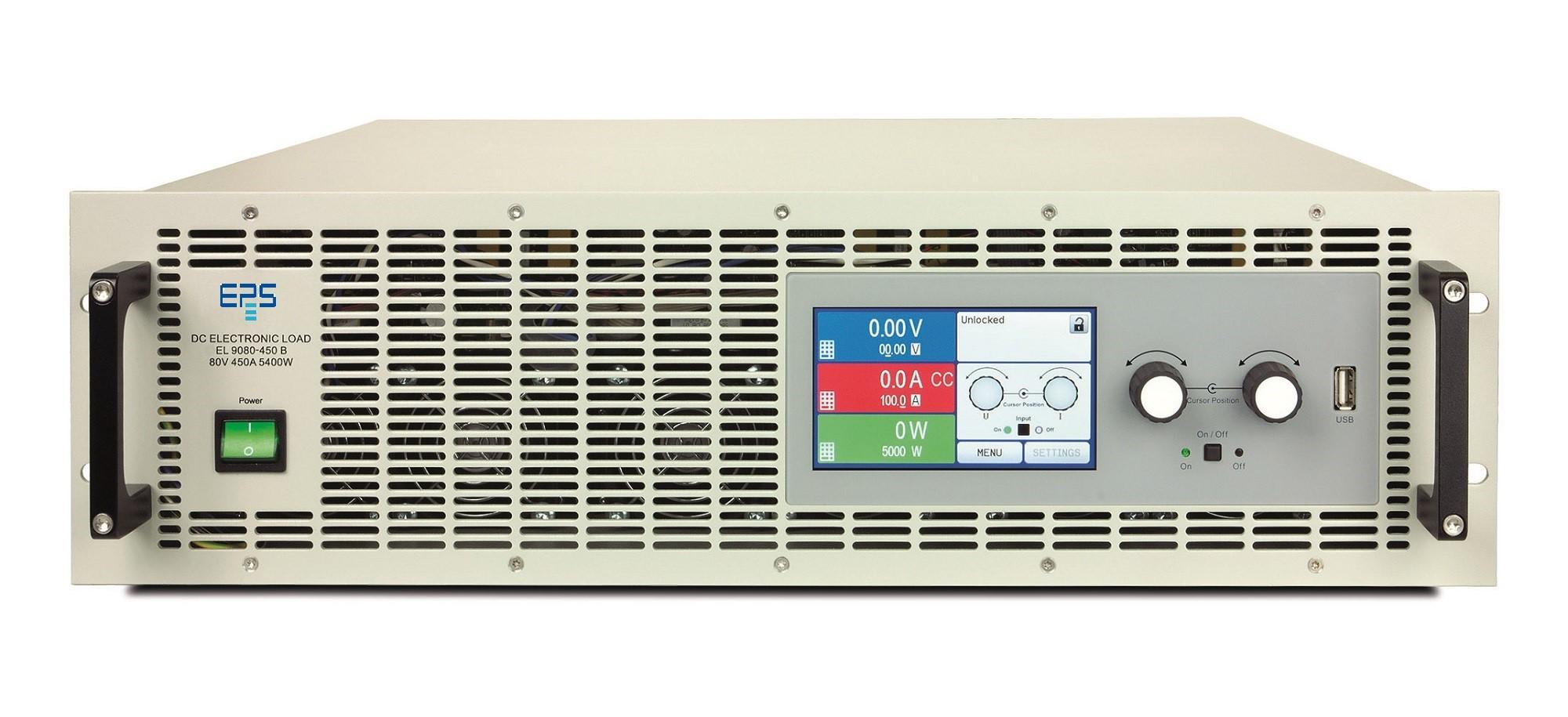 EPS/EL 9000B 3U/6U Elektronische Last 1200-14400 W