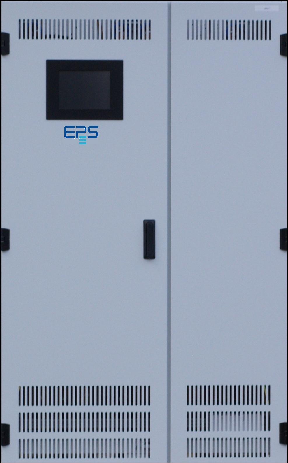 EPS/TSDCR DC Testsysteme 60-500 kW Netzrückspeisung