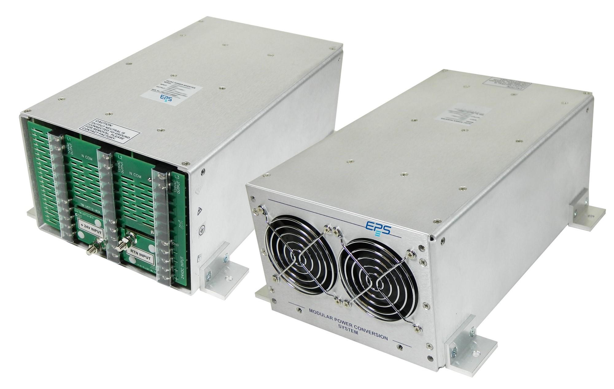 EPS/CSI 3000-48-230 Sinus-Wechselrichter