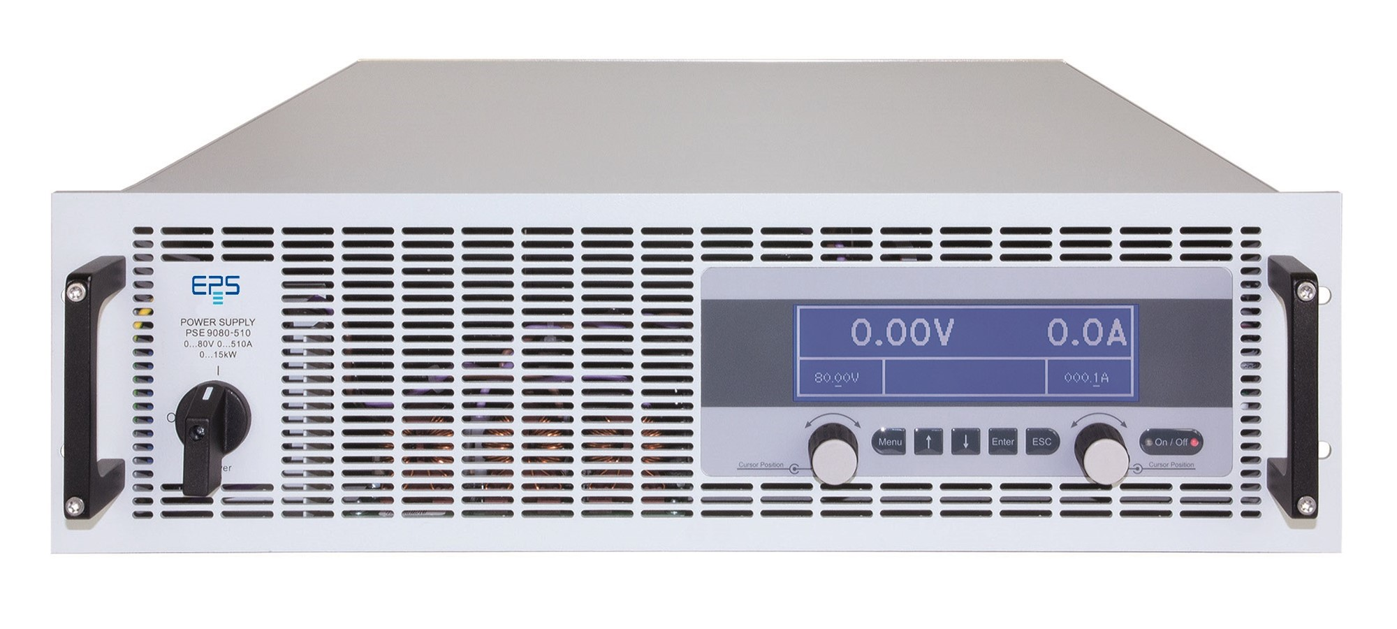E/PSE 9000-3U Laboratory Power Supply 3.3-150 kW