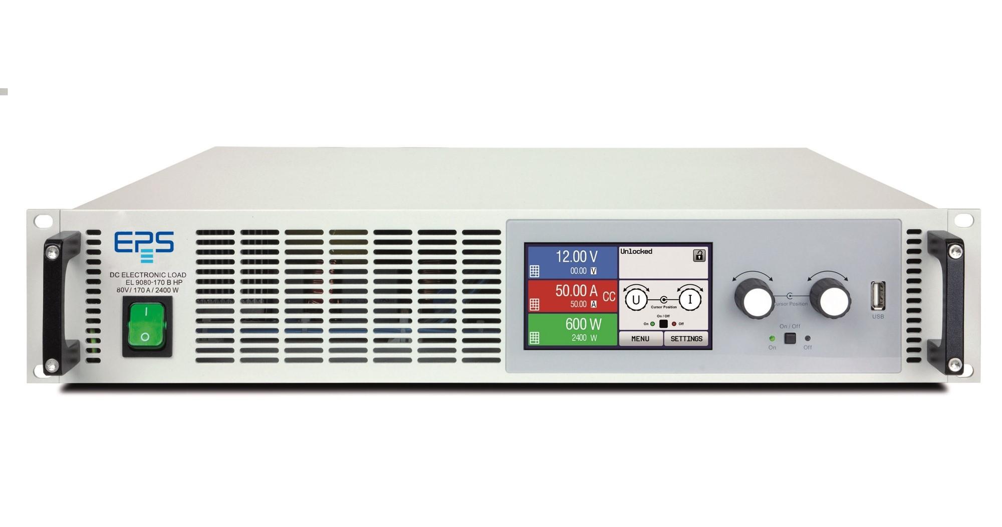 EPS/EL 9750-20B-HP 2U Elektronische Last
