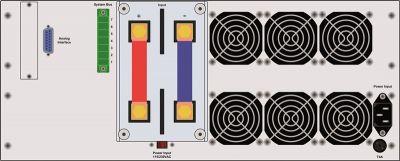 EPS/EL 9080-400 Elektronische Last 4,8kW - Vorführgerät