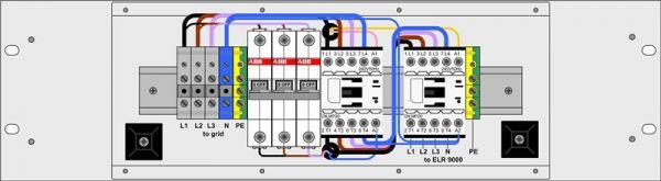 EPS/ELR ENS 2 (BISI) 30kW Netzüberwachungsmodul
