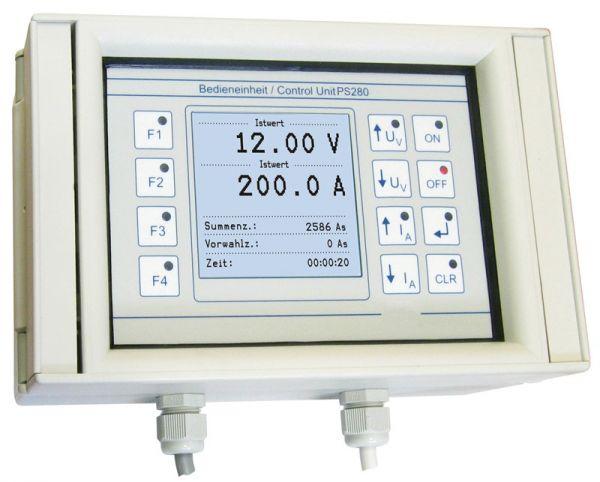 EPS/HC 280 Externe LCD-Bedieneinheit