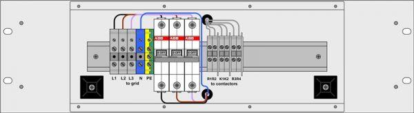 EPS/ELR ENS 2 (BISI) >10,5kW Netzüberwachungsmodul